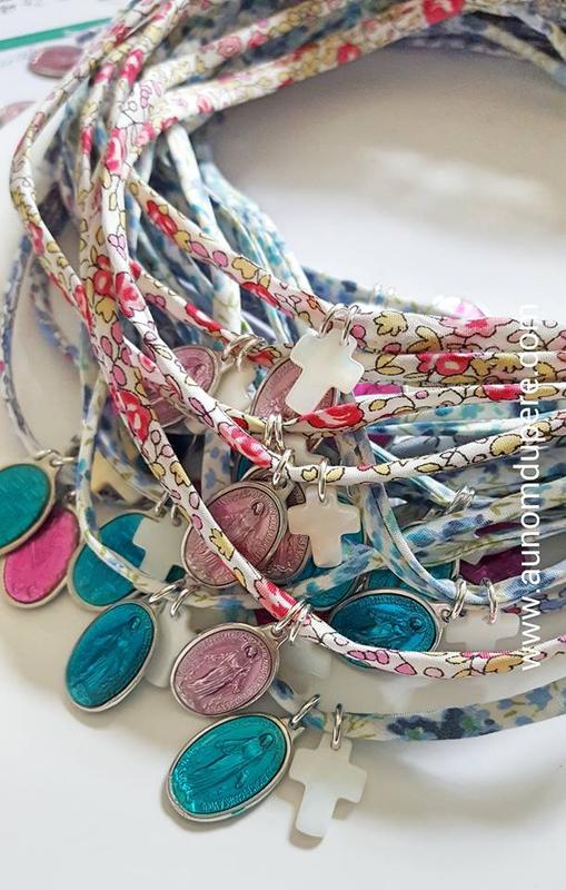 Bracelets double tour ou ronds de serviette