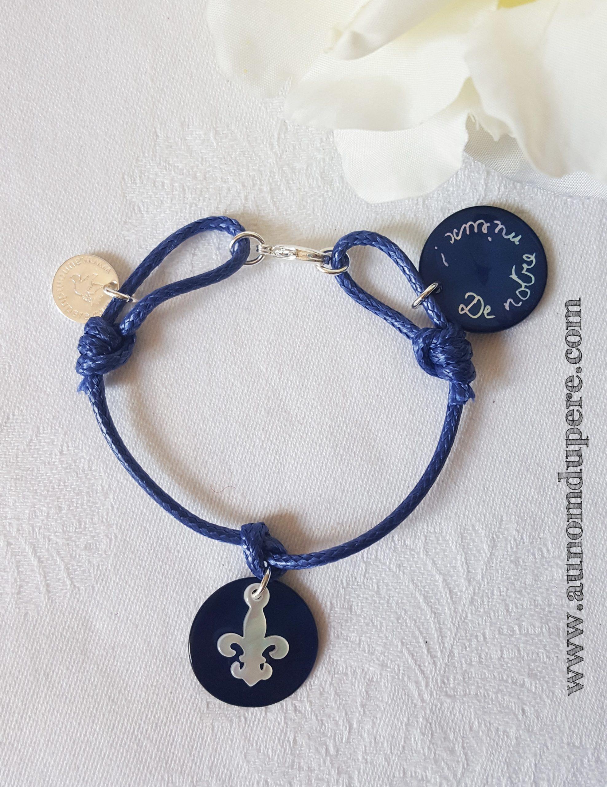 Bracelet de Louvette ou Guide